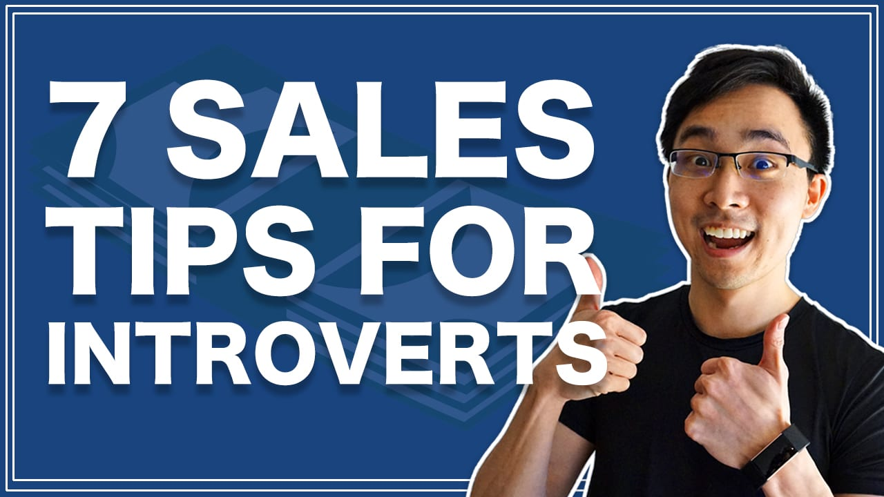 How to Sell as an Introvert- 7 Tips for Sales Success and Crushing Quota