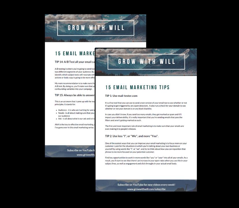 Email Jumpstart Kit