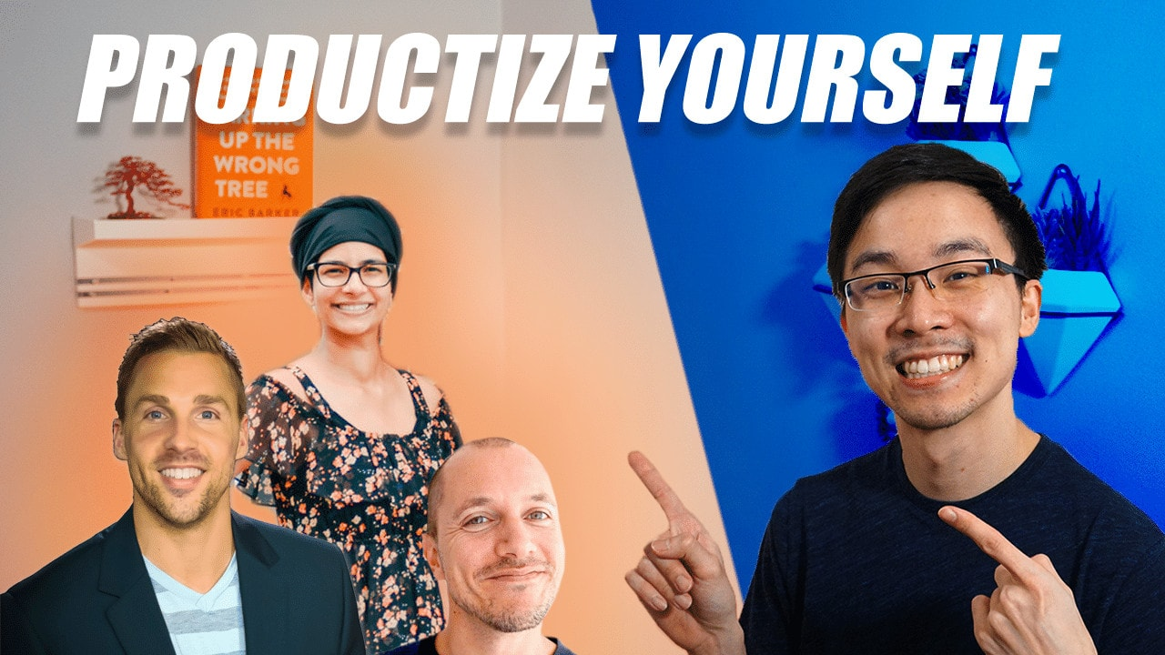 How to Productize Your Skills or Services
