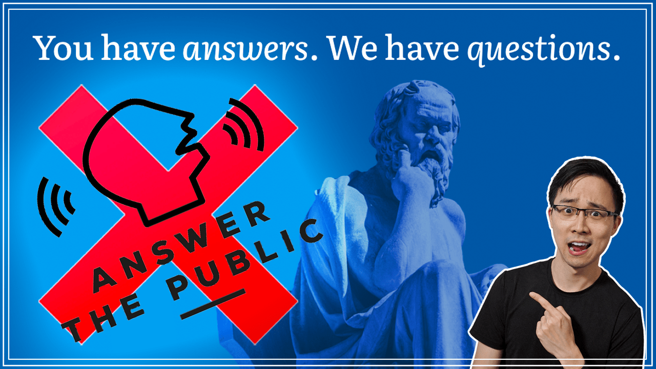 Use this FREE Tool to Generate 100s of Content Ideas _ AnswerthePublic Alternative