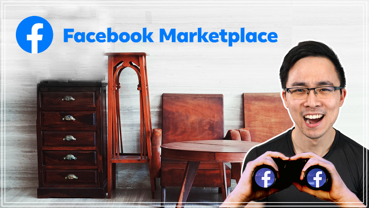 How to Sell More Furniture on Facebook Marketplace _ Rating 4  Wood Furniture Examples