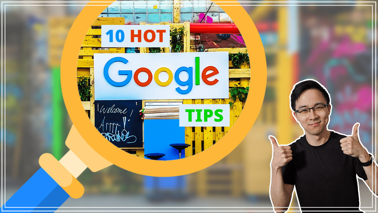 10 EASY Google Search Tips to Level Up Your Digital Marketing
