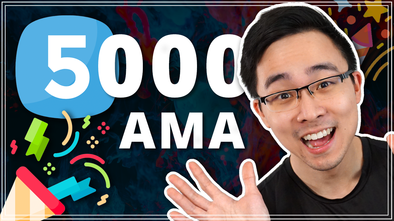 Celebrating 5K Subscribers - Answering Your Questions!